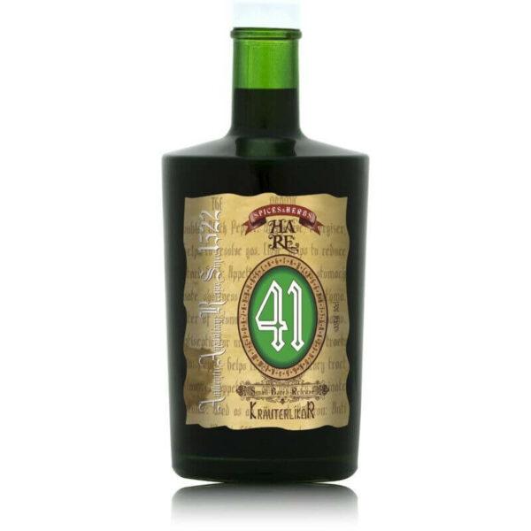 Lebre 41 licor de ervas 0