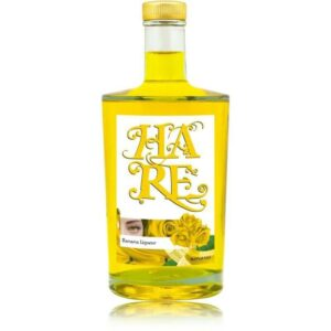 Licor de banana-lebre
