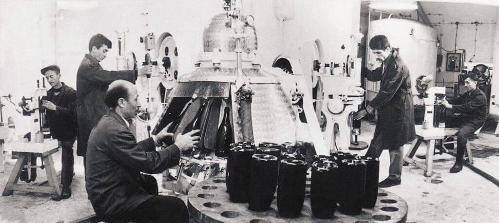 usine d'embouteillage de vin de kavaklidere