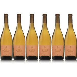 Ekonomi paketi 6 x Cotes d'Avanos Chardonnay Narince