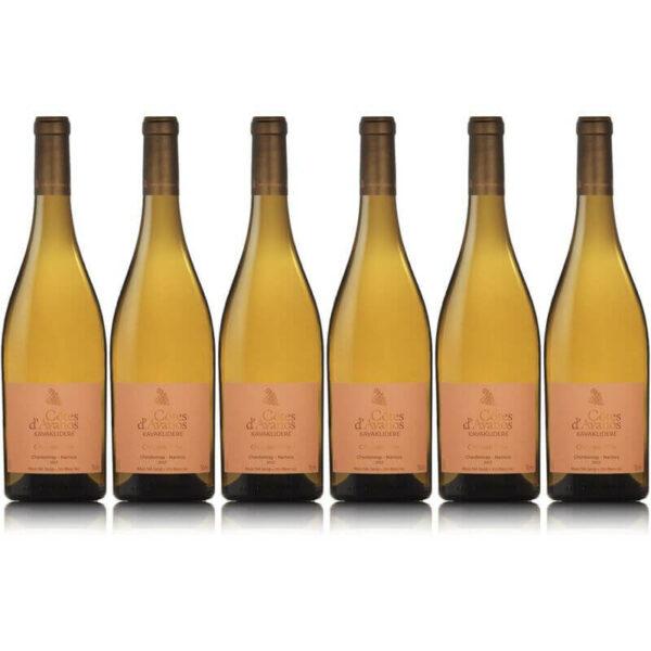 Sparpaket 6 x Cotes d'Avanos Chardonnay Narince