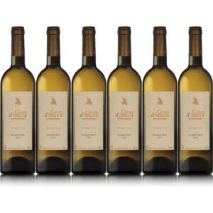 Ekonomi paketi 6 x Cotes d'Avanos Sauvignon Blanc