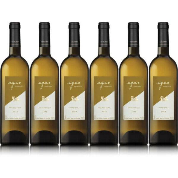 Sparpaket 6 x Kavaklidere Egeo Chardonnay