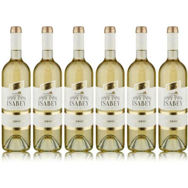 Sparpaket 6 x Sevilen Isabey Chardonnay