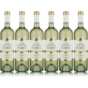 包装6 x Sevilen Isabey Sauvignon blanc