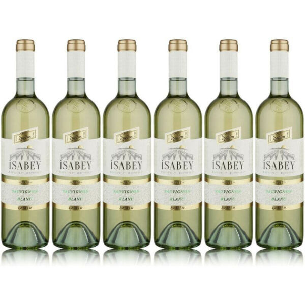 Sparpaket 6 x Sevilen Isabey Sauvignon blanc