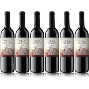套餐6 x Villa Doluca Legend红色