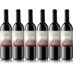 Package 6 x Villa Doluca Legend red