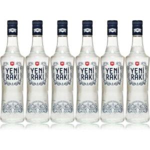 Balení 6 x Yeni Raki 0