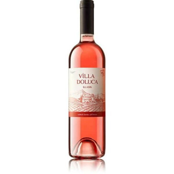 Villa Doluca Légende rose