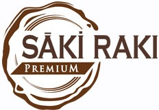 Saki Raki logotipas