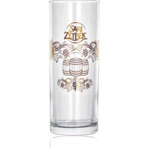 Efe Sari Zeybek Raki klaas