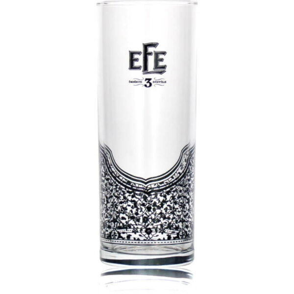 Efe triple Raki Glas