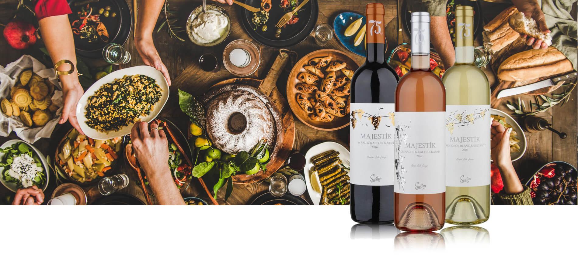 Турецкое вино и раки