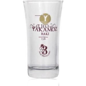 Yakamoz Raki klaas